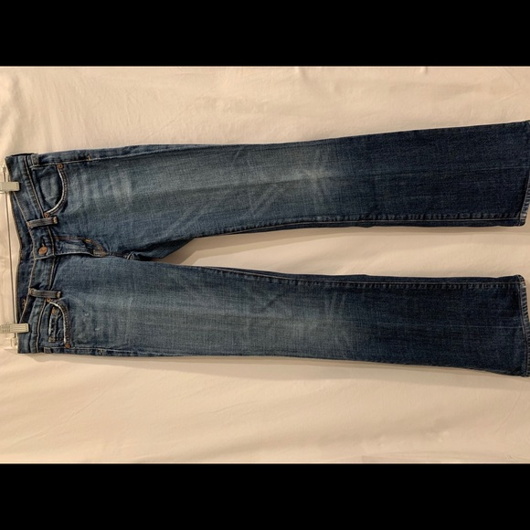Citizens Of Humanity Denim - COH Kelly low waist bootcut jeans 26x32